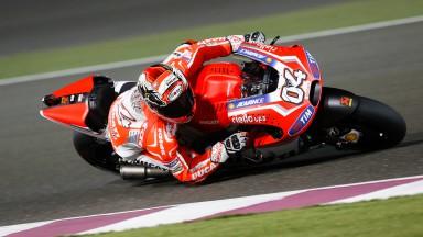 Andrea Dovizioso, Ducati Team,QAT RAC