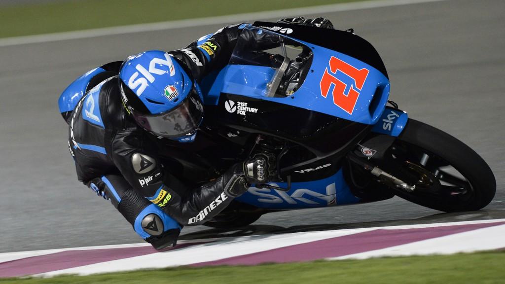 Francesco Bagnaia, SKY Racing Team VR46, QAT RAC