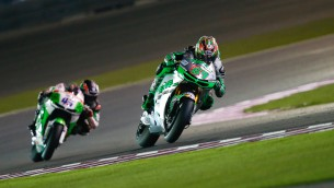 Drive M7 aspar Qatar GP reaction
