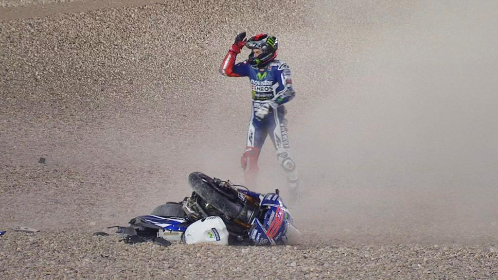 Jorge Lorenzo, Movistar Yamaha MotoGP, QAT RAC