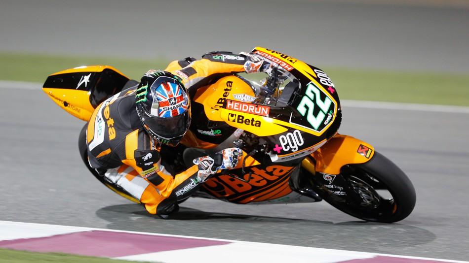 motogp.com · Sam Lowes, Speed Up, QAT