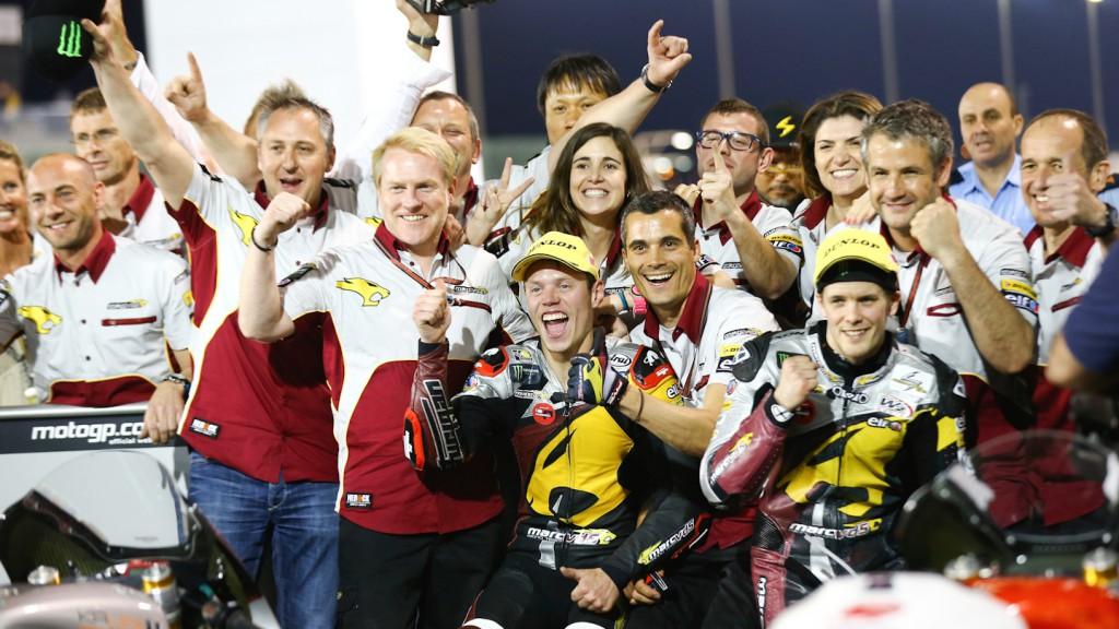 Tito Rabat, Mika Kallio, Marc VDS Racing Team, QAT RAC