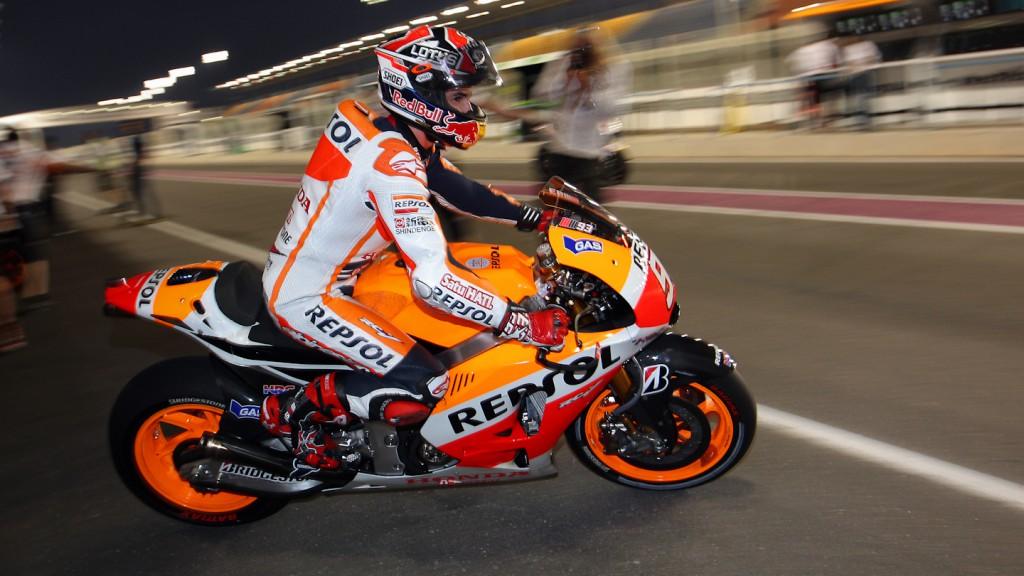 Marc Marquez, Repsol Honda Team, QAT