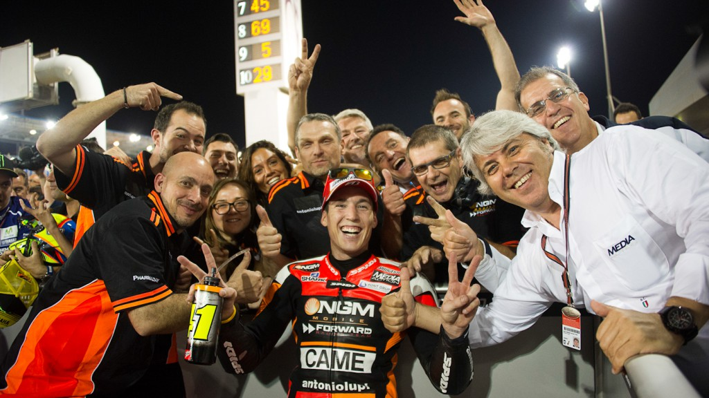 Aleix Espargaro, NGM Forward Racing, QAT