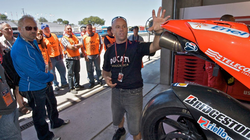 Randy Mamola, Riders for Health Day of Stars