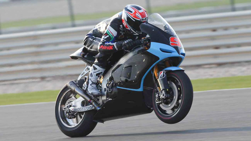Danilo Petrucci, IodaRacing Project, Test Jerez