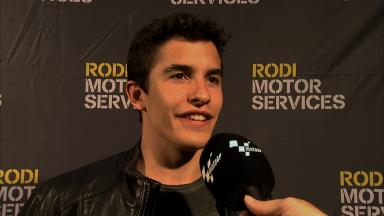 Marquez 'more comfortable' in 2014 races