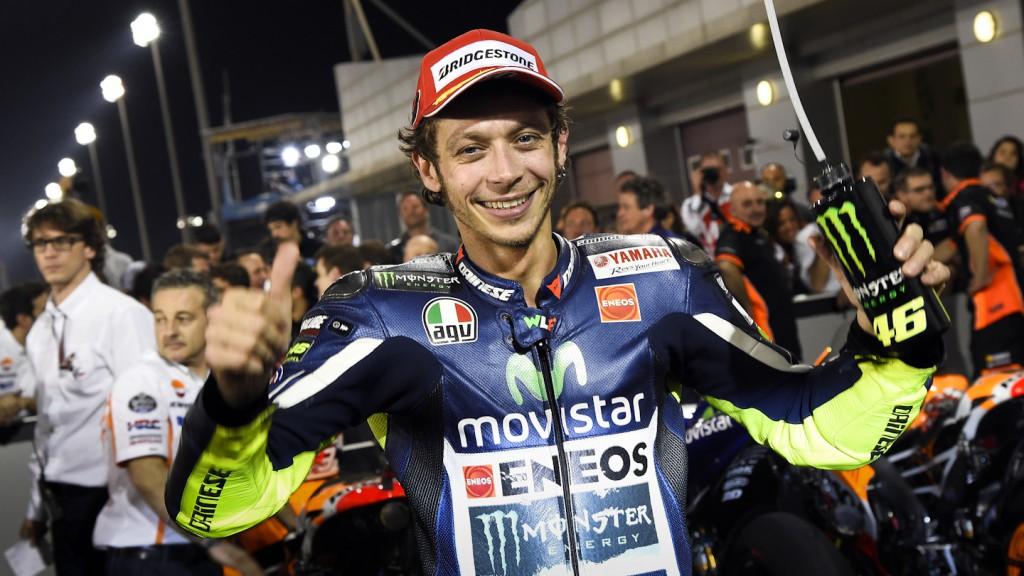 Valentino Rossi, Movistar Yamaha MotoGP, QAT RAC
