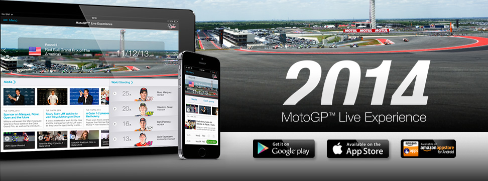 Follow the Red Bull Grand Prix of The Americas with the MotoGP™ Live Experience App