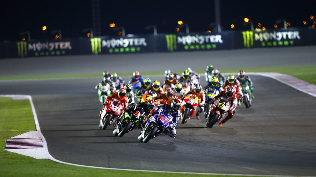 MotoGP Racing Numbers