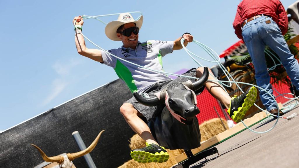 Red Bull Grand Prix of Americas Pre Event
