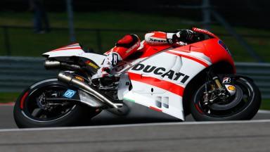 Andrea Dovizioso, Ducati Team, FP2