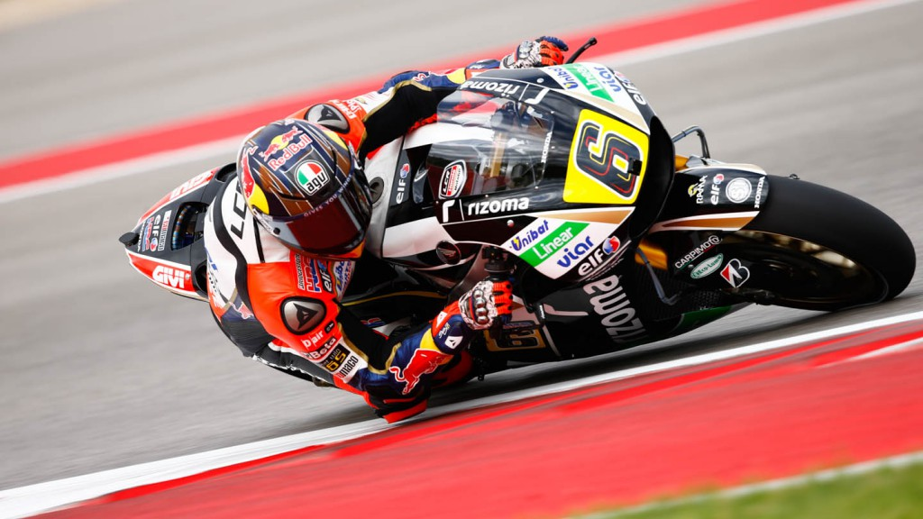 Stefan Bradl, LCR Honda MotoGP, FP2