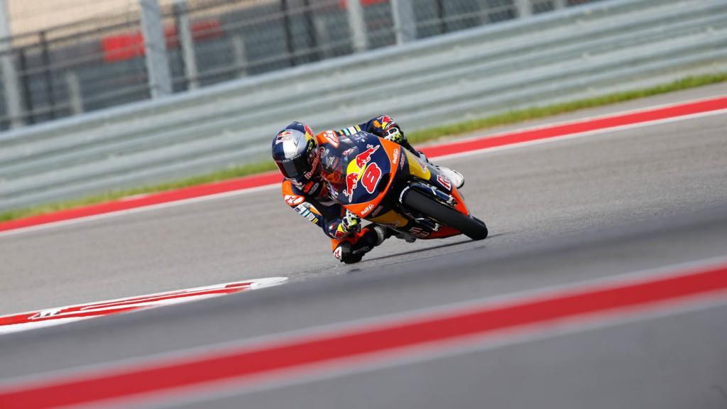 Jack Miller, Red Bull KTM Ajo, FP2