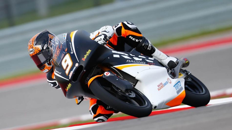 motogp.com · Scott Deroue, RW Racing GP, FP2
