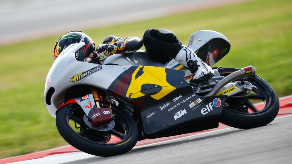 Livio Loi, Marc VDS Racing Team, FP2