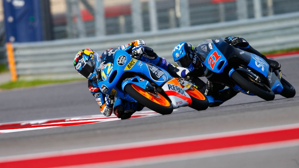 Alex Marquez, Francesco Bagnaia, Estrella Galicia 0,0, SKY Racing Team VR46, FP2