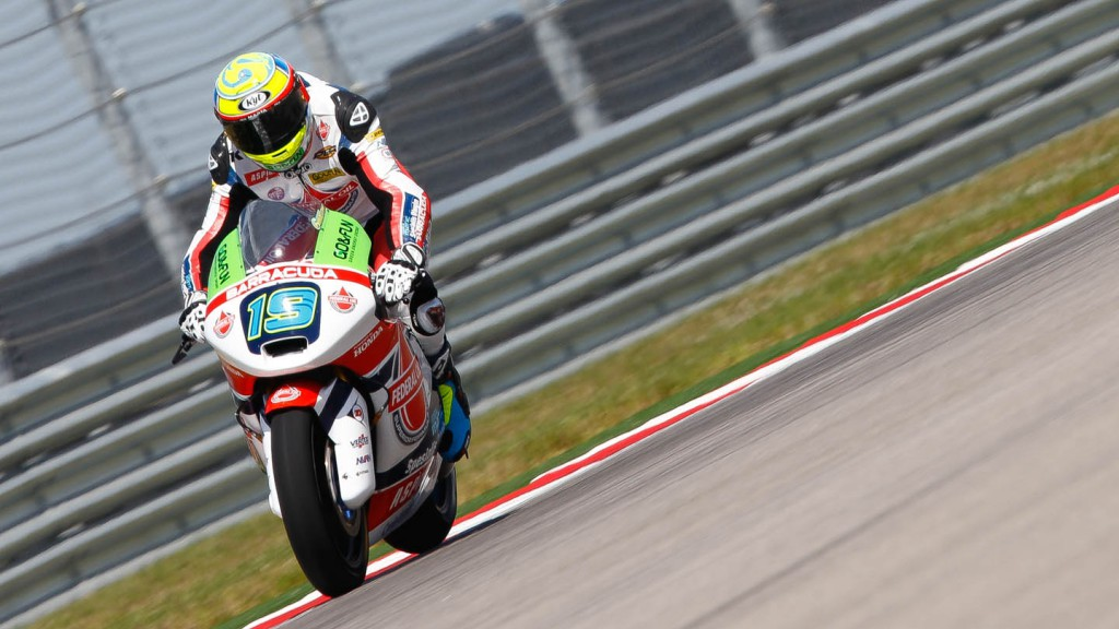Xavier Simeon, Federal Oil Gresini Moto2, FP2