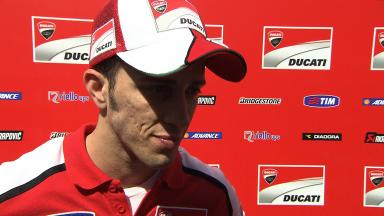 Dovizioso: 'Level so high it's difficult for everybody'