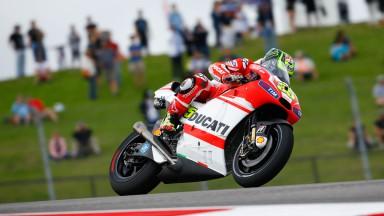 Cal Crutchlow, Ducati Team, FP2