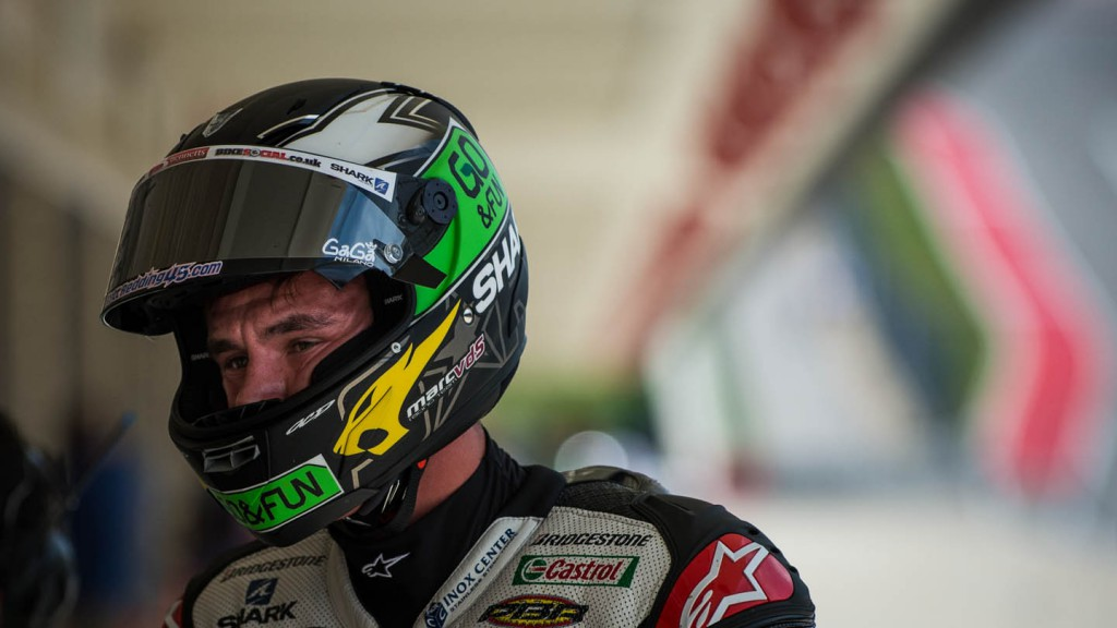 Scott Redding, GO&FUN Honda Gresini, FP2 © Scott Jones, PHOTO.GP