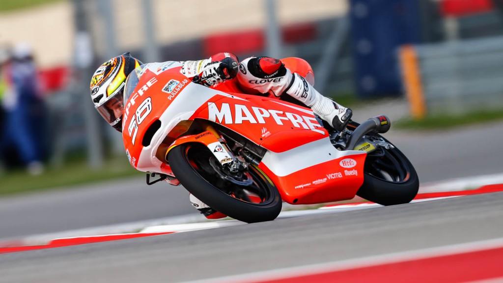 Juanfran Guevara, Mapfre Aspar Team Moto3, FP2