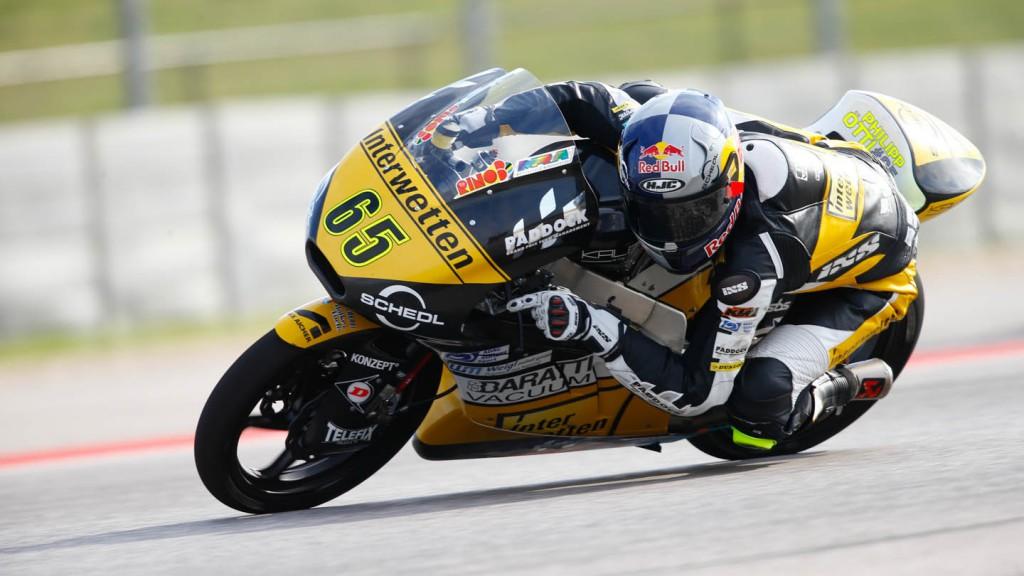 Phillip Oettl, Interwetten Paddock Moto3, FP2