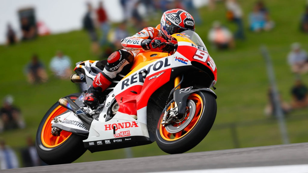Marc Marquez, Repsol Honda Team, FP1