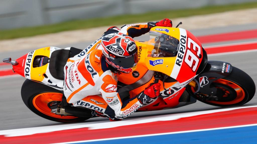 Marc Marquez, Repsol Honda Team, FP2