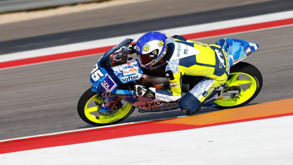 Jules Danilo, Ambrogio Racing, FP2