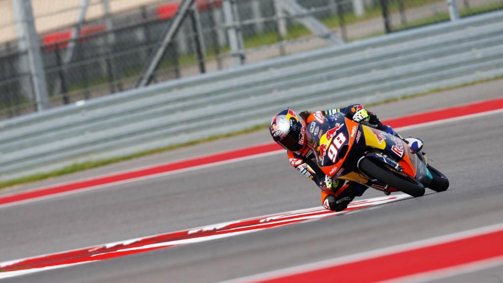 Karel Hanika, Red Bull KTM Ajo, FP2