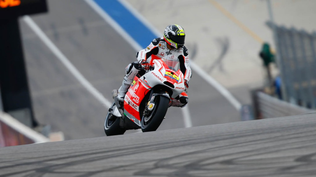 Yonny Hernandez, Pramac Racing, FP2