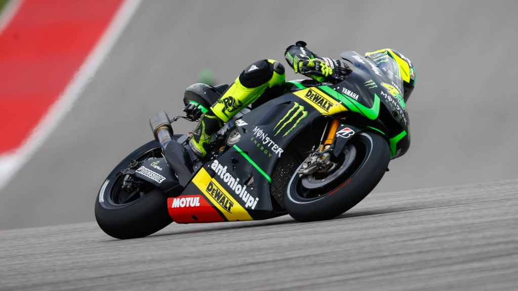 Pol Espargaró, Monster Yamaha Tech 3, FP1