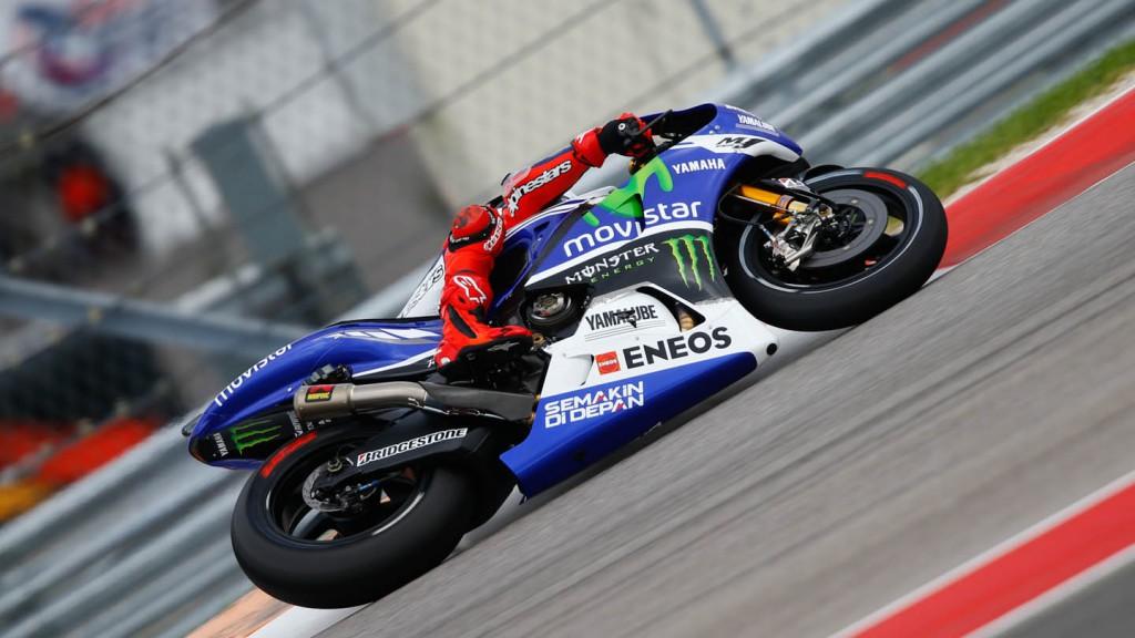 Jorge Lorenzo, Movistar Yamaha MotoGP, FP1