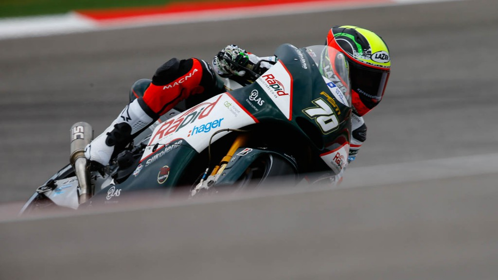 Michael Laverty, Paul Bird Motorsport, FP1