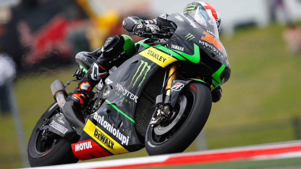 Bradley Smith, Monster Yamaha Tech 3, FP1