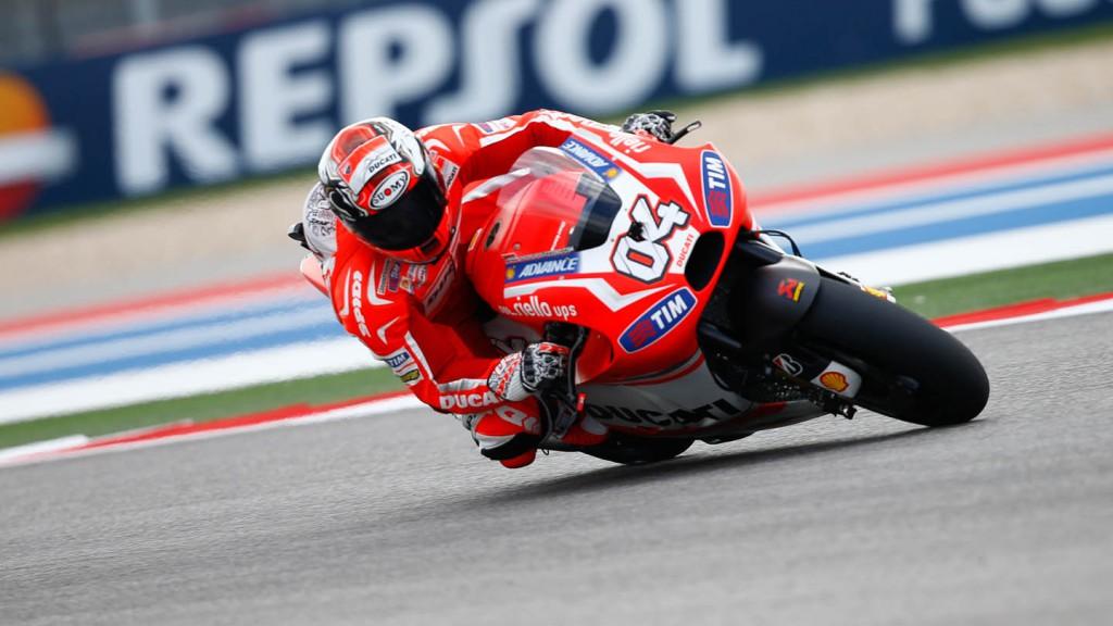 Andrea Dovizioso, Ducati Team, Q2
