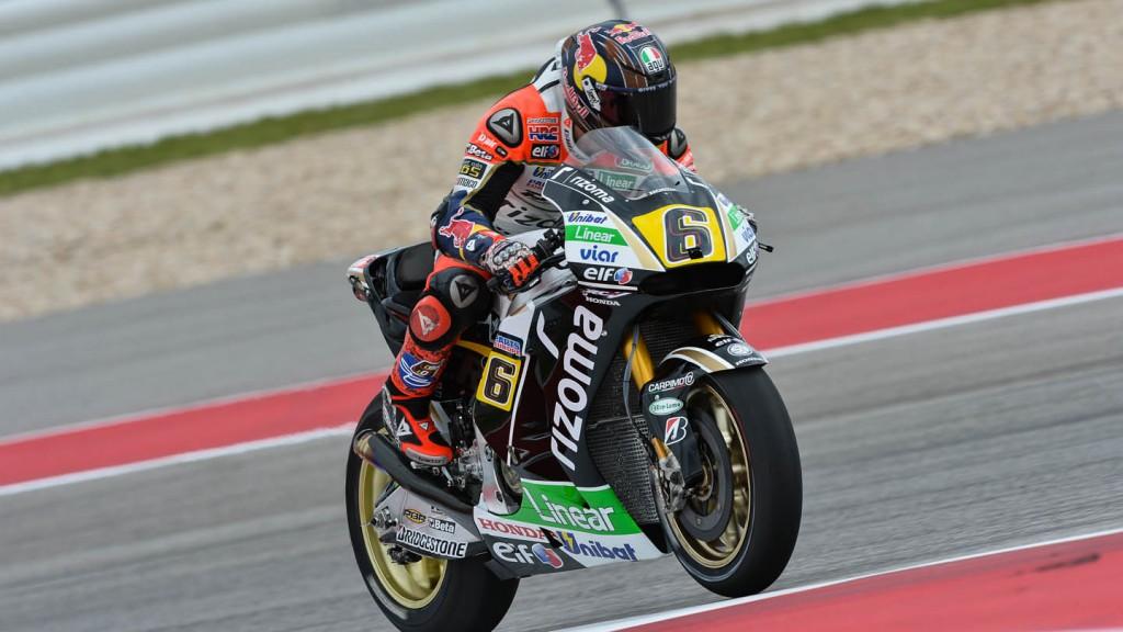Stefan Bradl, LCR Honda MotoGP, Q2