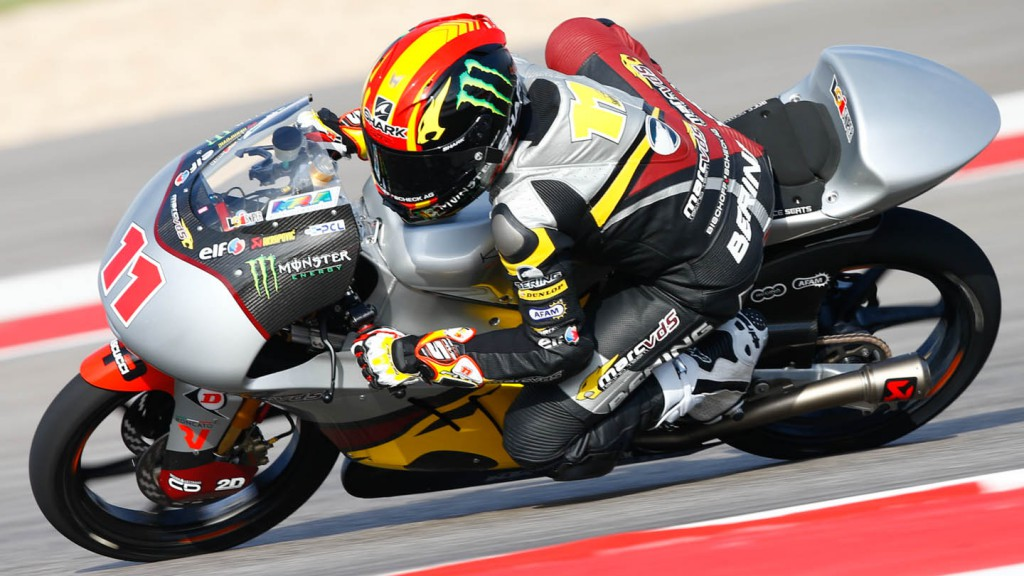 Livio Loi, Marc VDS Racing Team, FP3
