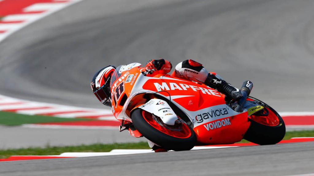 Nico Terol, Mapfre Aspar Team Moto2, QP