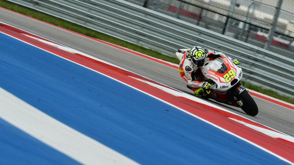Andrea Iannone, Pramac Racing, FP3
