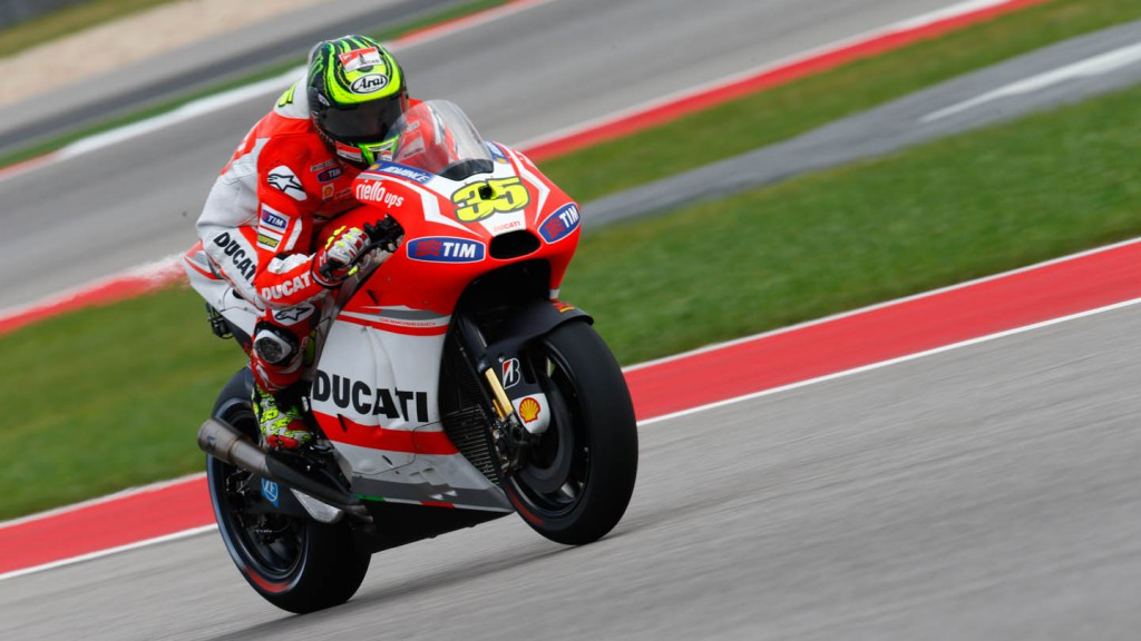 Cal Crutchlow, Ducati Team, Q2