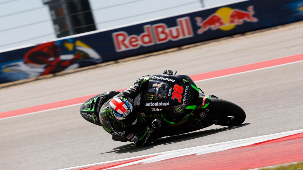 Bradley Smith, Monster Yamaha Tech 3, FP3