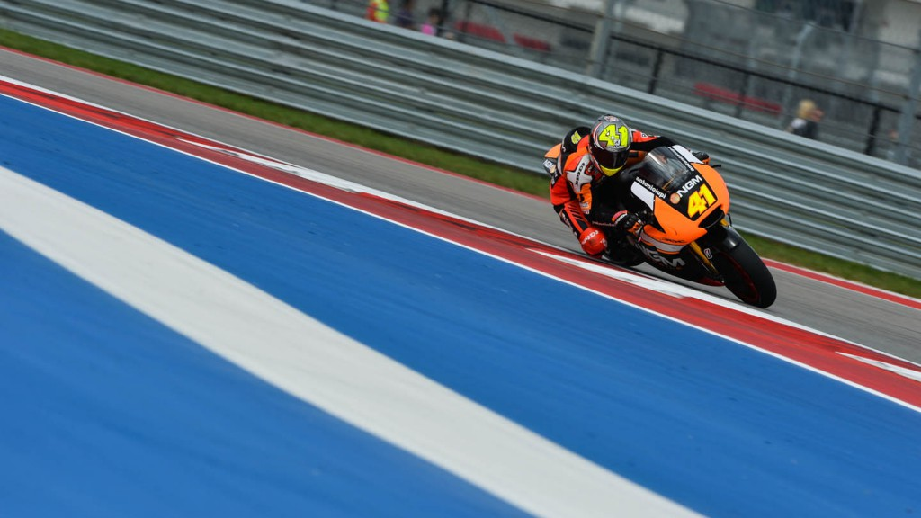 Aleix Espargaro, NGM Forward Racing, Q2