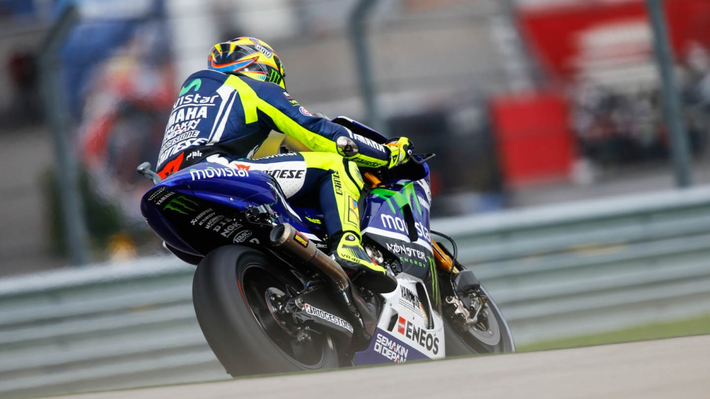 Valentino Rossi, Movistar Yamaha MotoGP, FP3