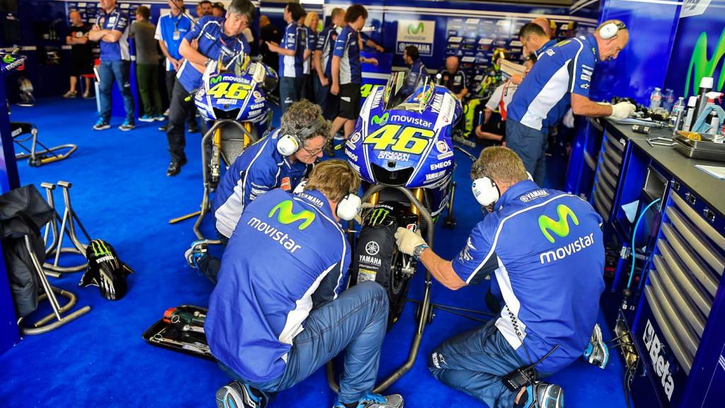 Valentino Rossi, Movistar Yamaha MotoGP, Q2