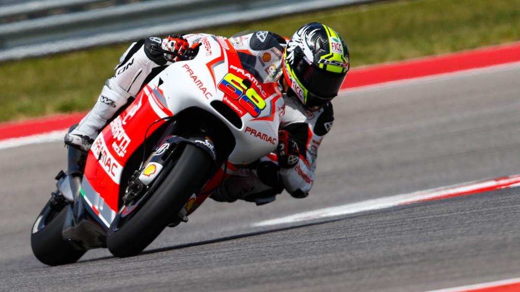 Yonny Hernandez, Pramac Racing, FP3