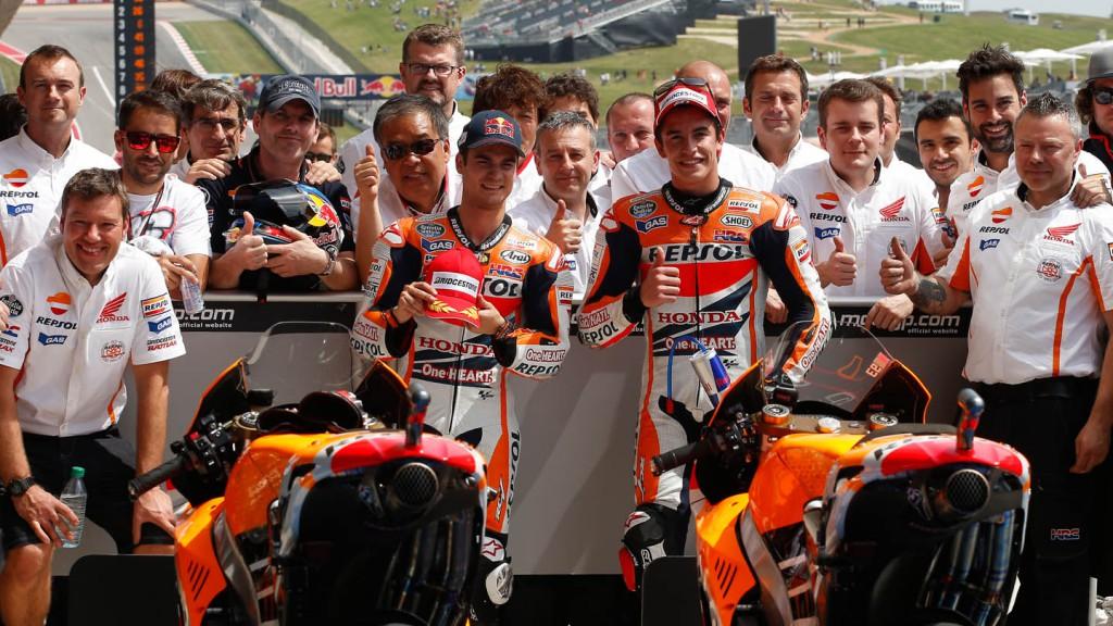 Marc Marquez, Dani Pedrosa, Repsol Honda Team, Q2
