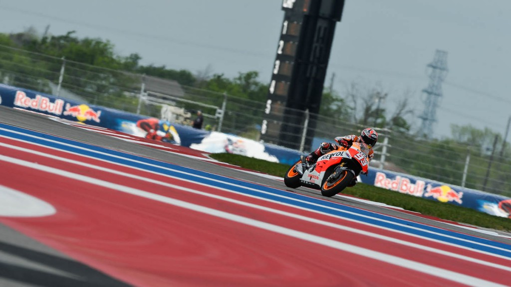 Marc Marquez, Repsol Honda Team, FP3
