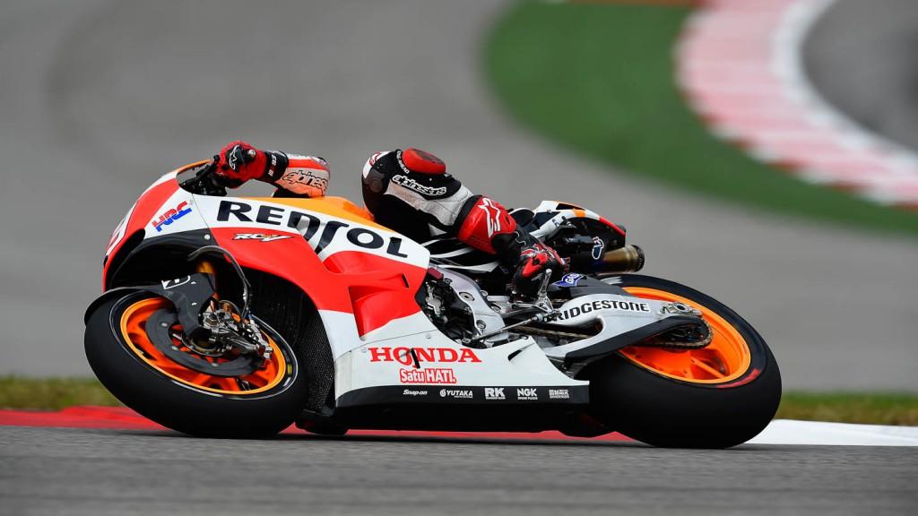 Marc Marquez, Repsol Honda Team, Q2